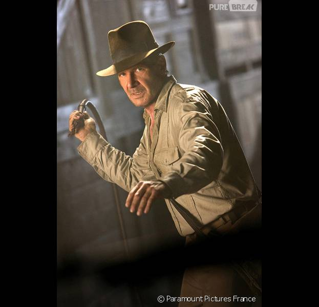 Indiana Jones 5 officialisé, Harrison Ford de retour