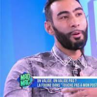 Bertrand Chameroy remplacé par... La Fouine dans TPMP ? Le rappeur réagit à la rumeur