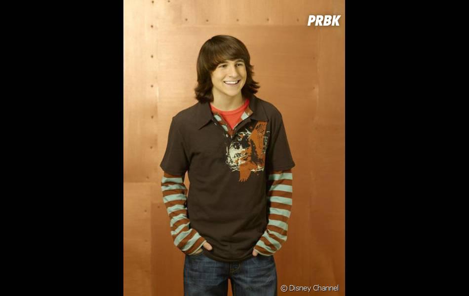 Mitchell Musso dans Hannah Montana