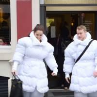 Grâce au Suvet, vous allez pouvoir vous habiller en couette pour aller au boulot, YOLO