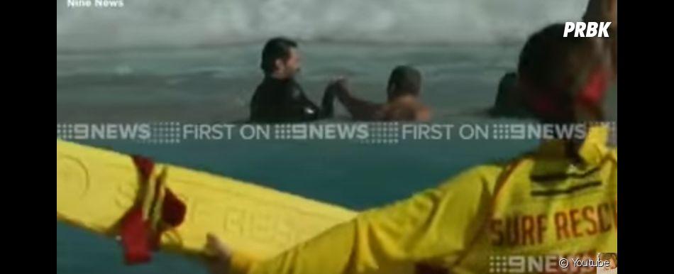 Hugh Jackman sauve plusieurs personnes de la noyade, dont son fils Oscar