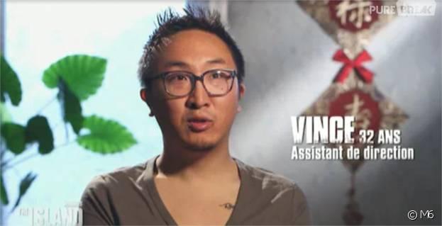 Vince (The Island 2) : la personnalité improbable qu'il rêve de rencontrer