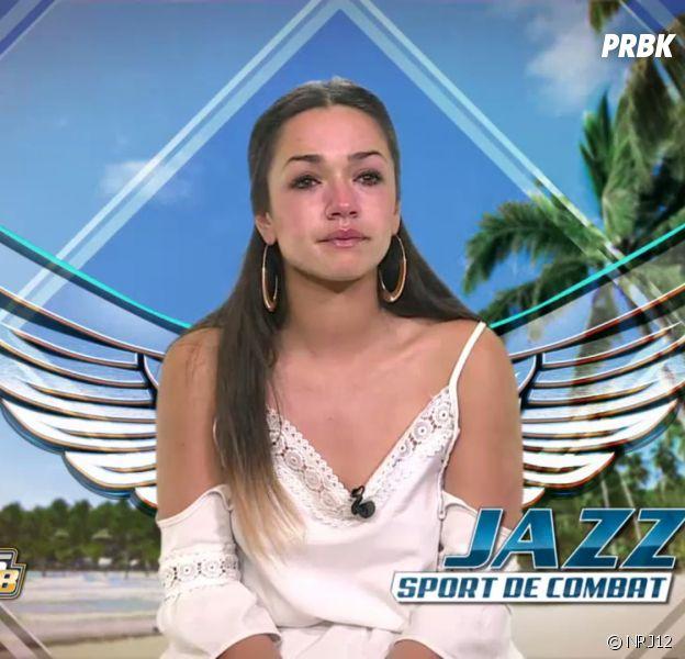 Jazz (Les Anges 8) quitte l'aventure