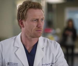 Grey's Anatomy saison 12, épisode 16 : Owen (Kevin McKidd) sur une photo