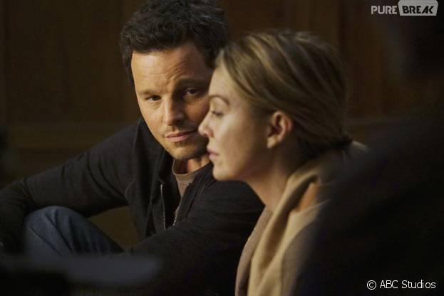 Grey's Anatomy saison 12, épisode 16 : un rapprochement à venir pour Meredith et Alex ?