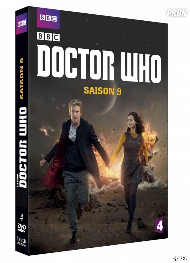 Doctor Who saison 9 débarque en DVD