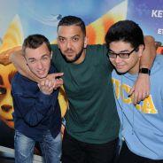 Squeezie, Jhon Rachid et le Rire Jaune complices à l'avant-première de Ratchet & Clank