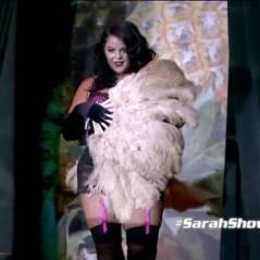 Sarah Fraisou (Les Anges 8) : découvrez son premier show burlesque très sexy