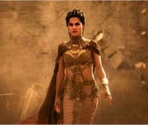 Elodie Yung dans Gods of Egypt
