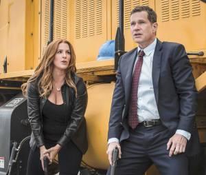 Unforgettable saison 4 : deux actrices quittent la série