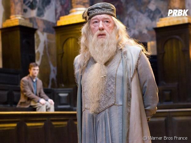 Harry Potter : Dumbledore est le personnage préféré de J.K. Rowling