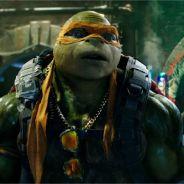 Ninja Turtles 2 : les tortues font le show dans une bande-annonce épique
