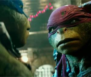 Ninja Turtles 2 : nouvelles images du film