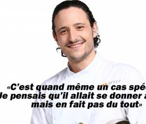Xavier Pincemin (Top Chef 2016) : ses meilleures punchlines