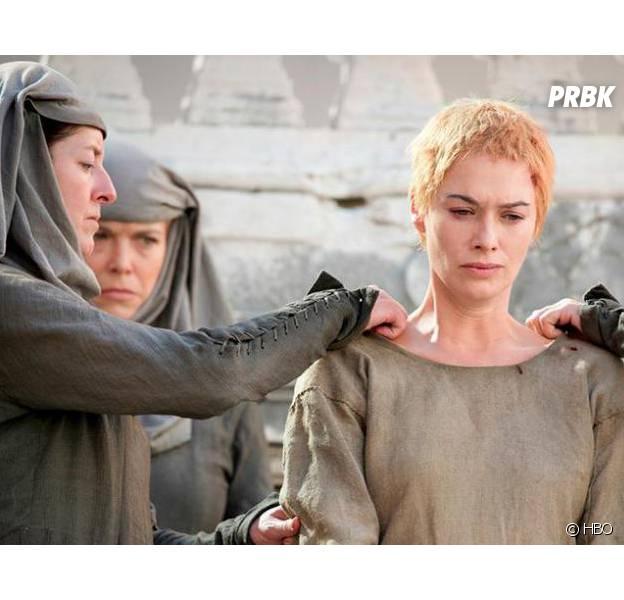 Game of Thrones : Lena Headey en colère contre les critiques sur sa Walk of shame