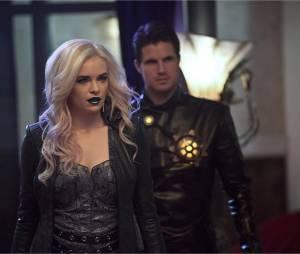 The Flash saison 2 : Deathstorm et Killer Frost face à Barry