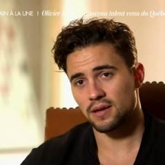 """Olivier Dion rend hommage à son père : """"Il m'a incité à prendre des cours de chant"""""""