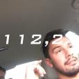 Kevin annonce sa rupture avec Carla sur Snapchat