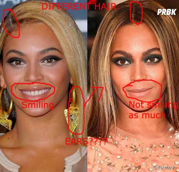 Beyonce serait morte et clonée !