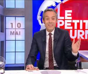 Yann Barthès : clin d'oeil à TF1 et tacle pour TPMP dans Le Petit Journal le 10 mai 2016