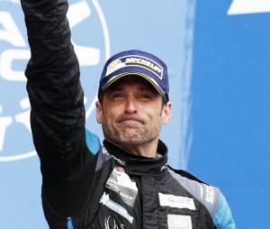 Patrick Dempsey aux 24 heures du Mans en 2015