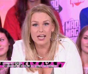 """Aurélie Van Daelen pense que Martial (Le Mad Mag) est """"bisexuel""""."""