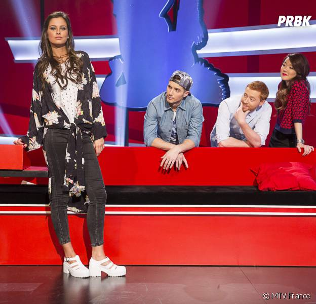Malika Ménard, à retrouver ce jeudi 12 mai à 22h30 sur MTV dans Ridiculous Made in France.