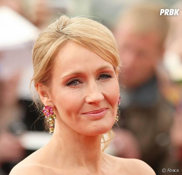 JK Rowling envoie un sort d'Harry Potter à une fan