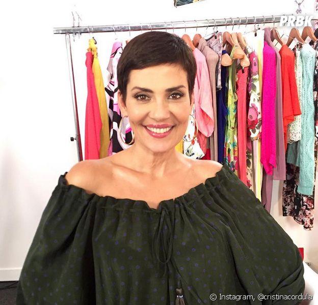 """Cristina Cordula, la reine du shopping se verrait bien animer """"autre chose""""."""