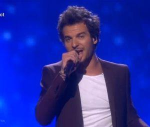 Amir Haddad (The Voice 3) arrive 6ème à l'Eurovision 2016, découvrez sa réaction.