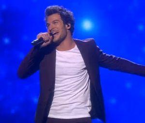 """Amir Haddad de The Voice à l'Eurovision 2016 : il a """"ramené l'honneur à la France""""."""