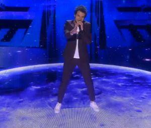 """Amir Haddad représentait la France à l'Eurovision 2016 avec le titre """"J'ai cherché""""."""