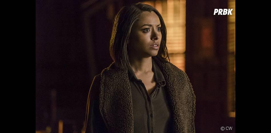 The Vampire Diaries saison 8 : Bonnie déprimée ?