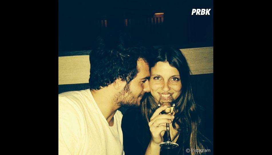 Amir Haddad et sa femme Lital sont mariés depuis août 2014