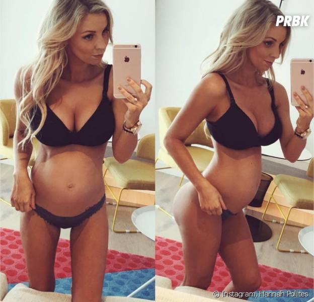 Hannah Polites : son mini ventre rond très critiqué sur Instagram, elle répond aux haters