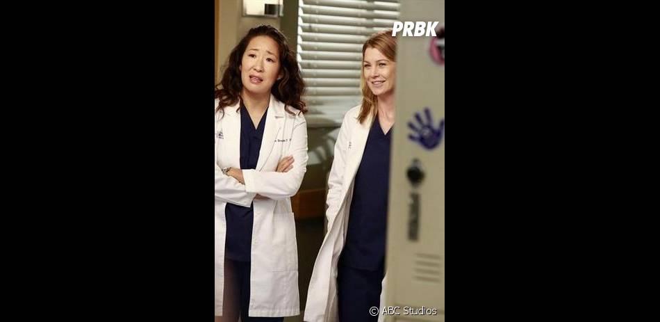 Grey's Anatomy saison 12 : Meredith toujours dévouée à Cristina