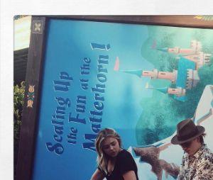 Chloe Moretz et Brooklyn Beckham : un couple complice