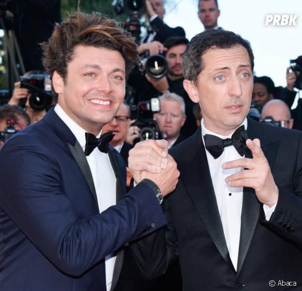 Kev Adams et Gad Elmaleh : élégants et classe au Festival de Cannes 2016