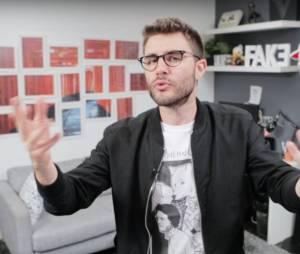 Cyprien se moque de William, youtubeur coach en séduction