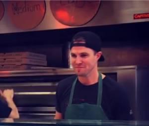 Ninja Turtles 2 : Stephen Amell se lance dans la pizza