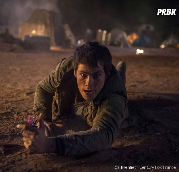Dylan O'Brien blessé sur le tournage du Labyrinthe 3