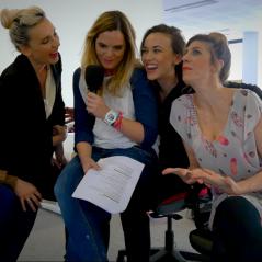 """Le Latte Chaud : interview et coulisses de leur dernière vidéo """"Le Bureau"""""""