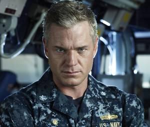 Eric Dane dans la série The Last Ship