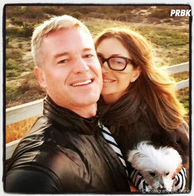Eric Dane et sa femme Rebecca Gayheart complices