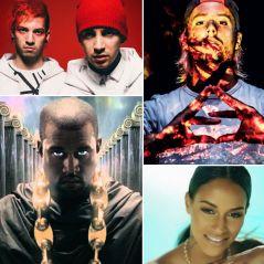 Playlist : les 10 sons de la semaine #6 avec le S-Crew, Twenty One Pilots... 🎧⚡