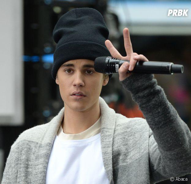 Justin Bieber : Sa violente chute sur scène !