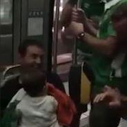 Euro 2016 : cute, des supporters irlandais chantent une berceuse à un bébé 👶