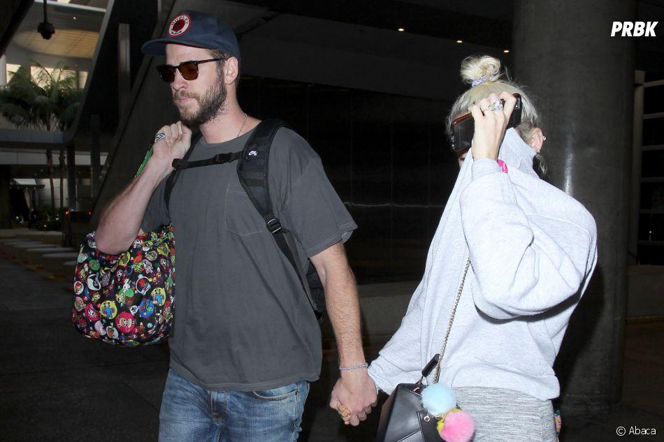 Miley Cyrus et Liam Hemsworth, et si leur rupture n'avait été qu'un court break ?