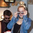 Miley Cyrus et Liam Hemsworth, un amour qui a l'air de rouler.