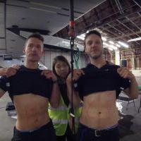 Norman : Sa vidéo sur la muscu 💪 parodiée par l'équipe de Solar Impulse pour la bonne cause